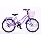 Bicicleta Rod 20 Sport De Dama!