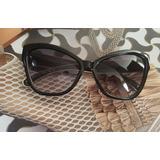Óculos De Sol Chanell Gold Cat Diversas Cores - Frete Grátis