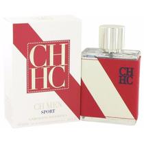 Perfume Ch Men Sport 100 Ml Carolina Herrera Frete Gratis