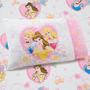 Disney Princesa Castillo De Sueños Juego De Sábanas De 2 Pi