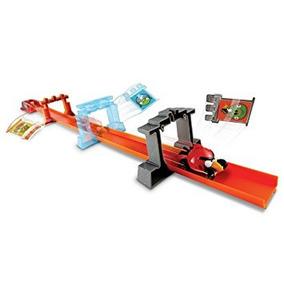 Juguete Mattel Hot Wheels Angry Birds Límite De Pista