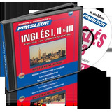 Método Pimsleur Inglés Para Hispanohablantes (mp3 90 Audios)