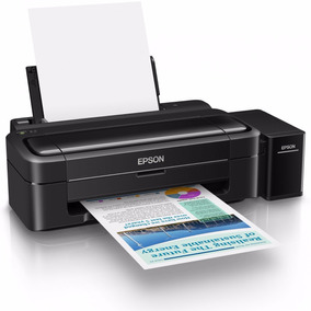 Impresora Epson L310 Tinta Continua Para Sublimado