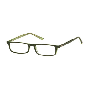 Lentes Gafas Lectura Optica B+d Clark Reader Verde +2.50