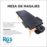 Mesa De Masajes Portatil- Ventas Por Mayor-stock 189