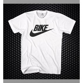 Camiseta Logo Bike (nike) - Frete Grátis!