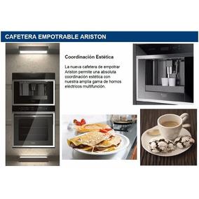 Kit Ariston Horno Anafe Cafetera Lavavajillas Secarropas