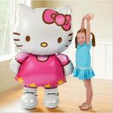 Balão Hello Kitty Gigante 116cm E Minnion 96cm - Inflável