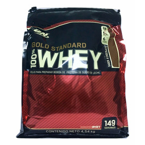 Proteina On Gold Standard 100% Whey 10 Lb
