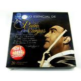 Lo Esencial De Don Pedro Vargas 3 Cd´s + Dvd Nuevo 2010