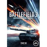 Battlefield 3 Expansión Armored Kill Pc Codigo Descarga