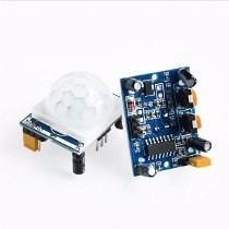 Sensor De Movimento Presença Pir Para Arduino Pic