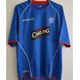 Camisa Glasgow Rangers / Escócia / Tamanho G