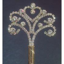 Cetro Corona Tiara Xv Años Presentación Reina Princesa