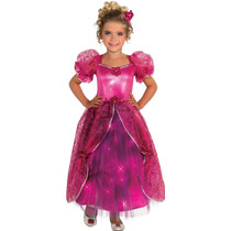 Pretty-n-pink Light Up Costume, Pequeo