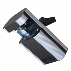 Scanner De 2 Espejos E-lighting Scanled 200 128 Leds Rgb Dmx