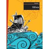 La Odisea 2/ed.- Azulejos Rojo - Homero - Editorial Estrada