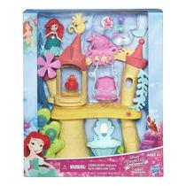 Disney Castillo Acuatico De Princesa Ariel Mi Pequeño Reino