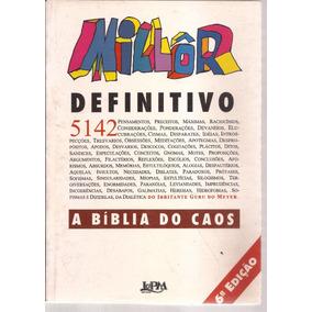 Livro Millor Definitivo 6ª Edição 1994