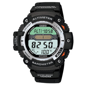 Relogio Casio Sgw-300h-1av Barometro Altimetro Termometro