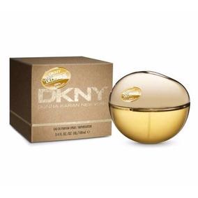 Dkny Be Delicious Golden Dama 100ml Original 100%
