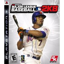 Ps3 Jogo Major League Baseball 2kb Lacrado Original Game