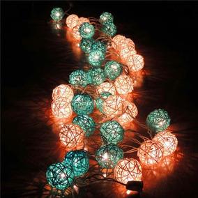 Decoração Luzes, Luz De Fada, Bolas, Led, 220w