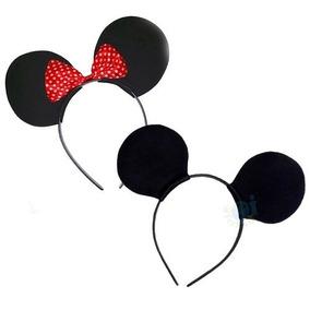 Tiara Minie Minnie E Mickey Mouse - Festa, Aniversário