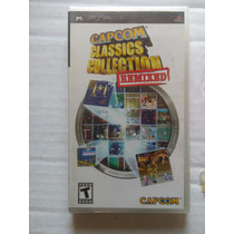 Capcom Classics Collection Remixed Psp Nuevo Playstation