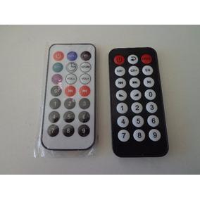 Controle Remoto Para Mini Acoustics Mini Caixa De Som Novo