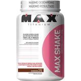 Lipo Inibidor Max Shake - 400g - Max Titanium