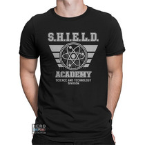Camisa, Camiseta S.h.i.e.l.d. Agents Of Shield Avengers