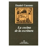 La Cocina De La Escritura Daniel Cassany Comas