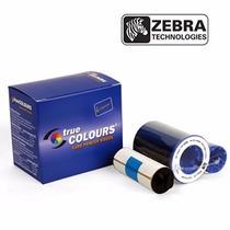 Cinta Zebra Para Impresoras De Tarjetas Pvc 800012-480