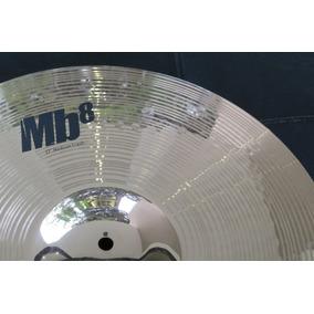 Prato Meinl Mb8 Medium Crash 17
