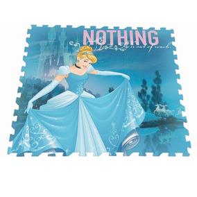 Decoração Quarto Tapete Eva Infantil Bebê Princesas Disney