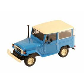 Toyota Bandeirante (1967) - Miniatura 1:43