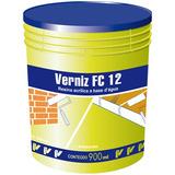 Verniz Acrilico Brilhante Fc 12 Viapol Resina 900ml