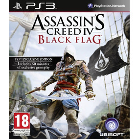 Assassins Creed 4 Black Flag Ps3 | Digital Tenelo Chokobo