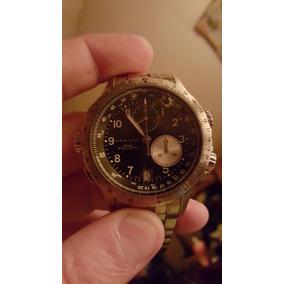 Reloj Hamilton Khaki Eto Chrono Swiss Made Eta