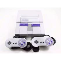 Super Nintendo + 2 Controles + Jogo + Av + Garantia