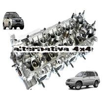 Cabeçote Do Motor Tracker 2.0 16v Gasolina J20a Retificado