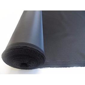 Poliéster 600d Negro (12 Mts) Envío Gratis Ancho: 1.5 Mts