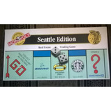 Monopoly Seattle Edition 1997.