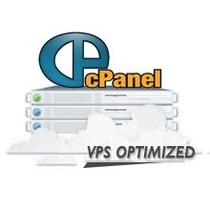 Servidor Cloud Vps + Cpanel + Anti-ddos, 3gb Ram, 300gb Hd