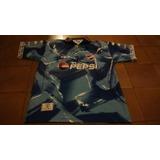 Camiseta De Nacional De Uruguay 1999/2000 Fila Talle S