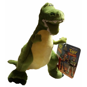 Peluche Rex 20 Cm Toy Story Disney Pixar Original Educando