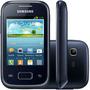 Smartphone Samsung Galaxy Pocket Plus S5301 Preto 3g Gps 4gb