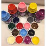 Maquillaje Artistico Pintura Teatral X 10 Colores