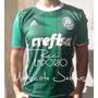 Camisa Camiseta Do Palmeiras Modelo Novo